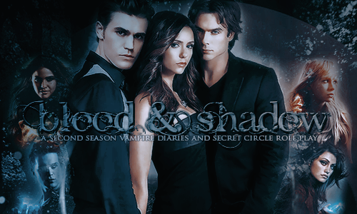 A second season Vampire Diarires and Secret Circle site